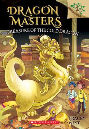 Book Treasure of the Gold Dragon