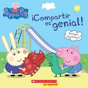Book Peppa Pig: ¡Compartir es genial! (Learning to Share)