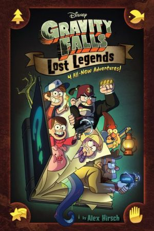 Title To Be Revealed: Gravity Falls Graphic Novel