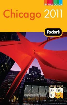 Fodor's Chicago 2011