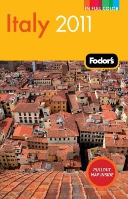 Fodor's Italy 2011