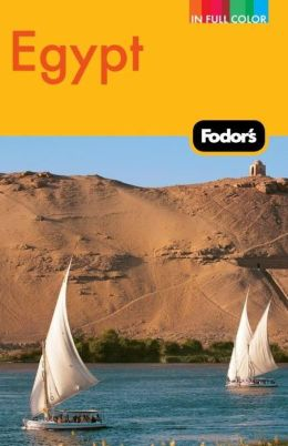 Fodor's Egypt, 4th Edition