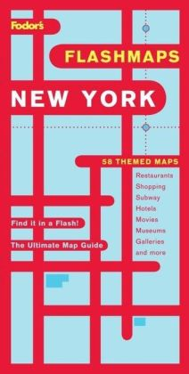 New York City Find it in a Flash! - the Ultimate Map Guide