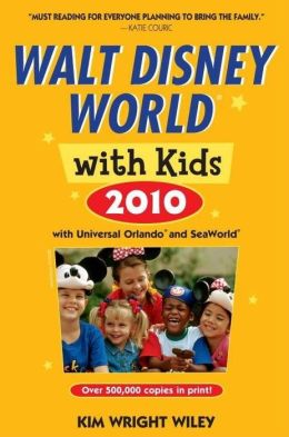 Fodor's Walt Disney World with Kids 2010: with Universal Orlando and SeaWorld