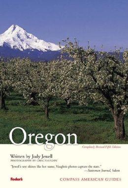 Compass American Guides Oregon