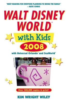 Fodor's Walt Disney World with Kids 2008: With Universal Orlando and Seaworld
