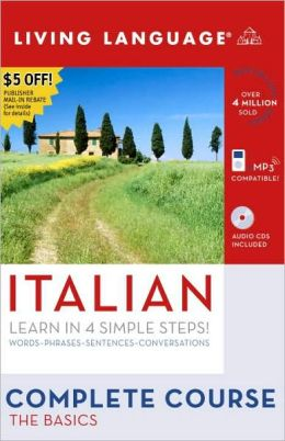 Italian Complete Course: The Basics