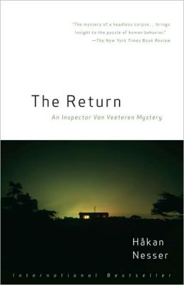 The Return (Inspector Van Veeteren Series #3)