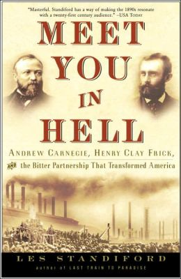 andrew carnegie vs henry george Andrew carnegie/ henry clay frick/us steel a scottish immigrant, worked his way up from modest beginnings and in 1873 opened his own steelworks in pittsburgh brought up coal mines, operated a fleet of ore ships and acquired railroads.