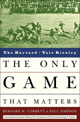 The Only Game That Matters: Inside the Harvard/Yale Rivalry