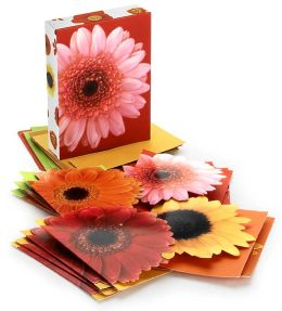 Wild Flowers Large Notecards