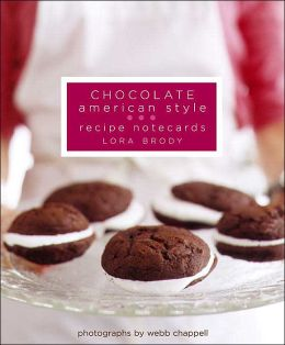 Chocolate Lover's Recipe Note Cards