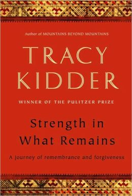 Strength in What Remains: A Journey of Remembrance and Forgiveness