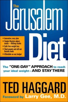 The Jerusalem Diet: The One-Day Approach to Reach Your Ideal Weight--and Stay There