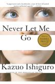 Book Cover Image. Title: Never Let Me Go, Author: Kazuo Ishiguro