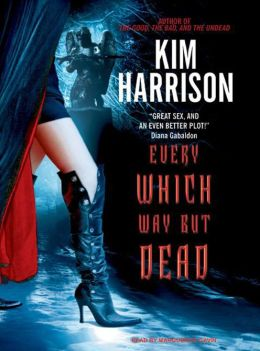 Every Which Way But Dead (Hollows Series #3)