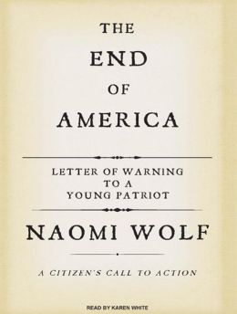 The End of America: A Letter of Warning to a Young Patriot