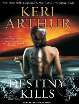 Destiny Kills (Myth and Magic Series #1)