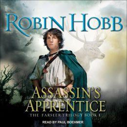 Assassin's Apprentice (Farseer Series #1)