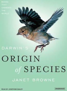 Darwin's Origin of Species: A Biography