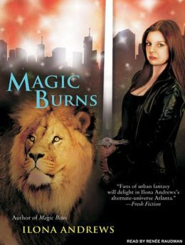 Magic Burns (Kate Daniels Series #2)