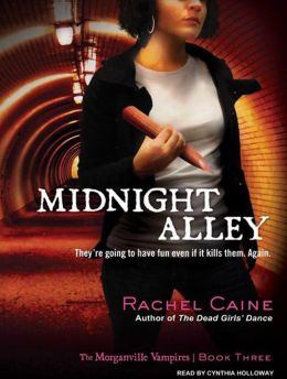 Midnight Alley (Morganville Vampires Series #3)