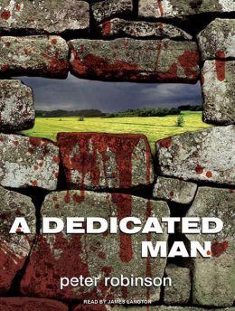 A Dedicated Man (Inspector Alan Banks Series #2)