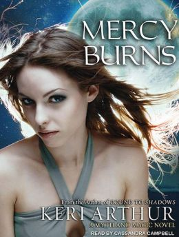 Mercy Burns (Myth and Magic Series #2)