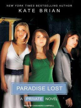 Paradise Lost (Private Series #9)