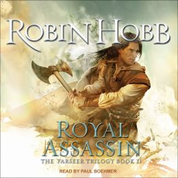 Royal Assassin (Farseer Series #2)