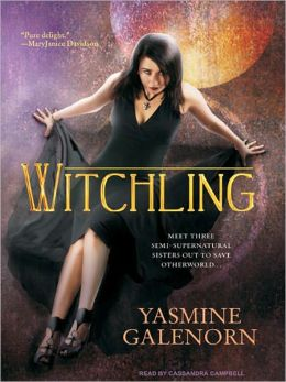 Witchling (Sisters of the Moon Series #1)