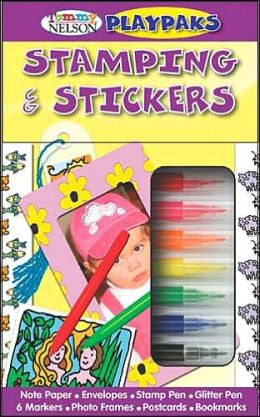 Tommy Nelson's PlayPaks: Stamping & Stickers