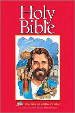 ICB Holy Bible: Big Red Special