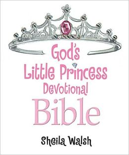 God's Little Princess Devotional Bible: Bible Storybook