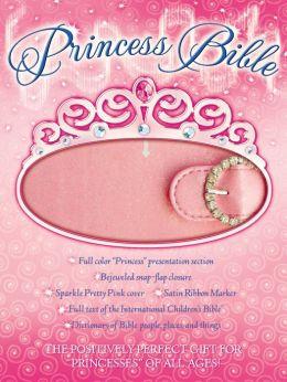 Princess Bible: Pink - International Children's Bible