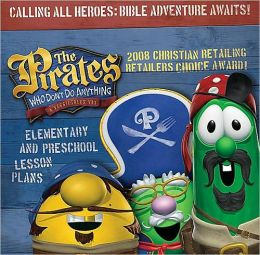The Pirates Who Don't Do Anything: 2009 Vbs Kit