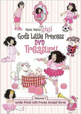 A God's Little Princess DVD Treasury Box Set, Volume 1
