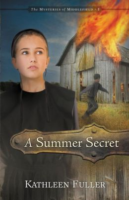 A Summer Secret (Mysteries of Middlefield Series #1)