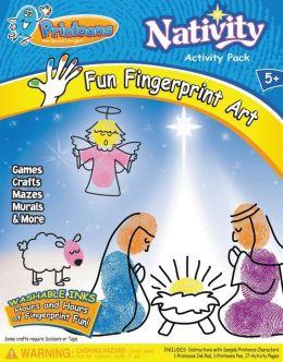 Printoons: Nativity: Activity Pack