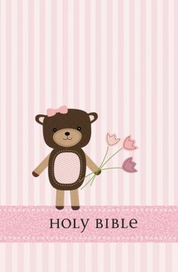 Baby Bear Bible - Girl