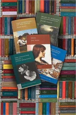 Barnes & Noble Classics Library Set