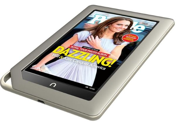 Nook Color 16GB Tablet $90