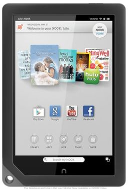 NOOK HD+ Tablet on sale with free shipping