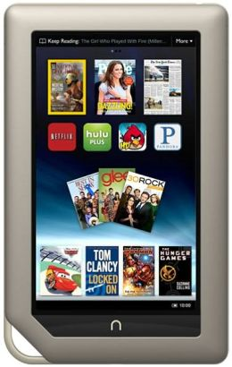 Cert Pre-Owned NOOK Tablet - 8GB