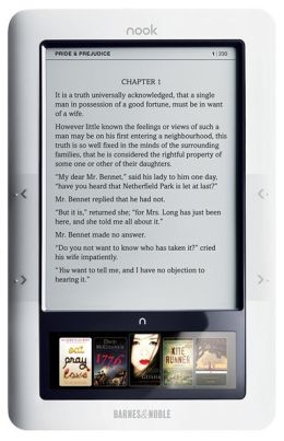 CPO NOOK Wi-Fi 1st Edition
