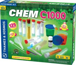Chemistry Experiment Kit: Beginner