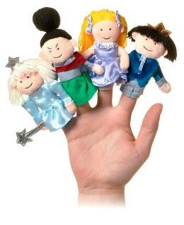 Cinderella Fingerpuppet Set