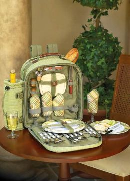 Hamptons Backpack for Four