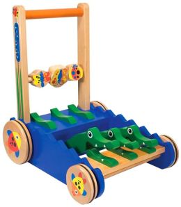 Chomp N' Clack Alligator Push Toy