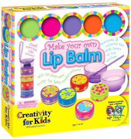 Make Your Own Lip Balm